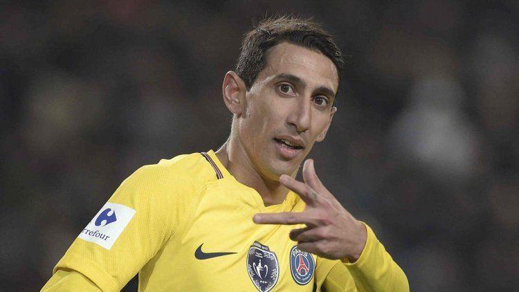 Los lujos de Di María en un nuevo triunfo del PSG en la League 1
