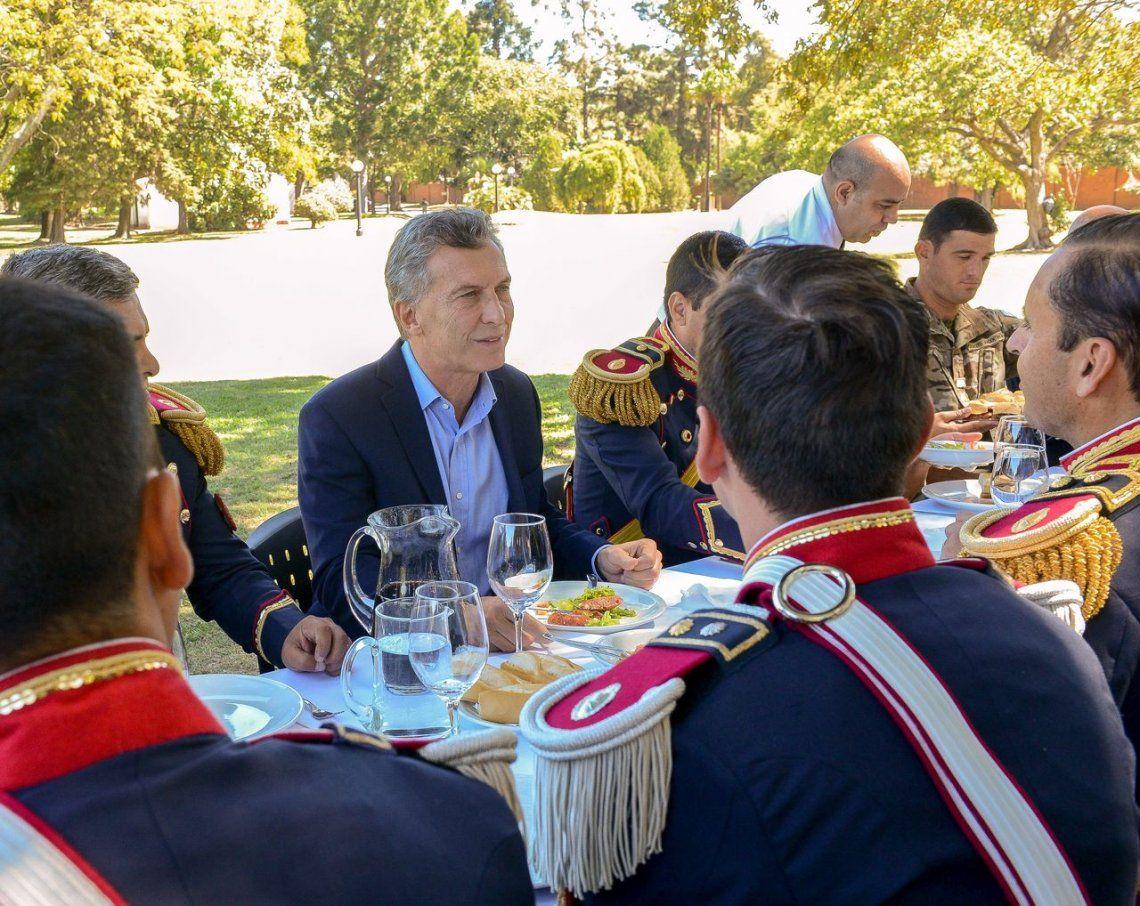 El error de Macri sobre San Martín que explotó en las redes sociales