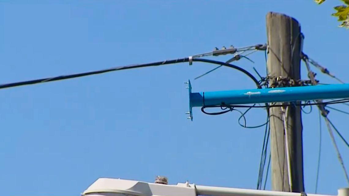Según APREVIDE, Avellaneda quitó cámaras de seguridad que controlaban a barras