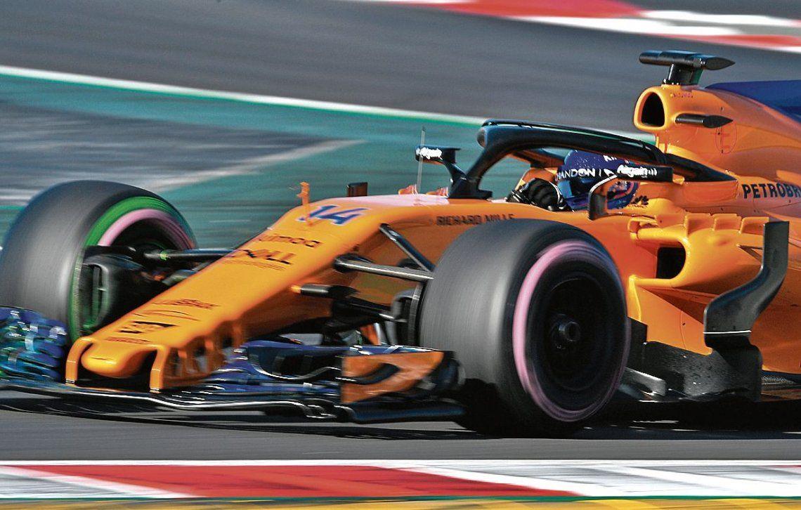 La Fórmula 1 tendrá una aplicación para detectar coronavirus en el paddock
