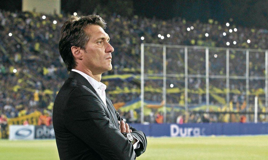Guillermo Barros Schelotto sabe que se vienen por delante partidos decisivos y