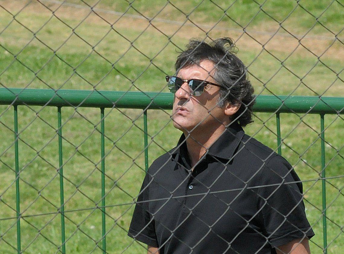 Francescoli: Hay que apoyar a Pratto para que pueda rendir