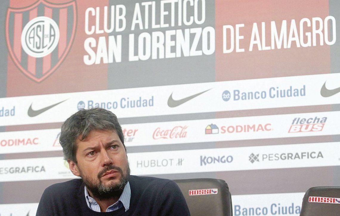 La deuda de San Lorenzo crece y genera tensiones
