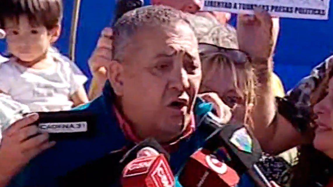 Confirman la condena a Luis D´Elía por la toma de una comisaría en La Boca
