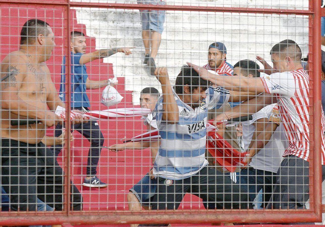 Violencia en el fútbol: aumentó el número personas con derecho de admisión en los estadios
