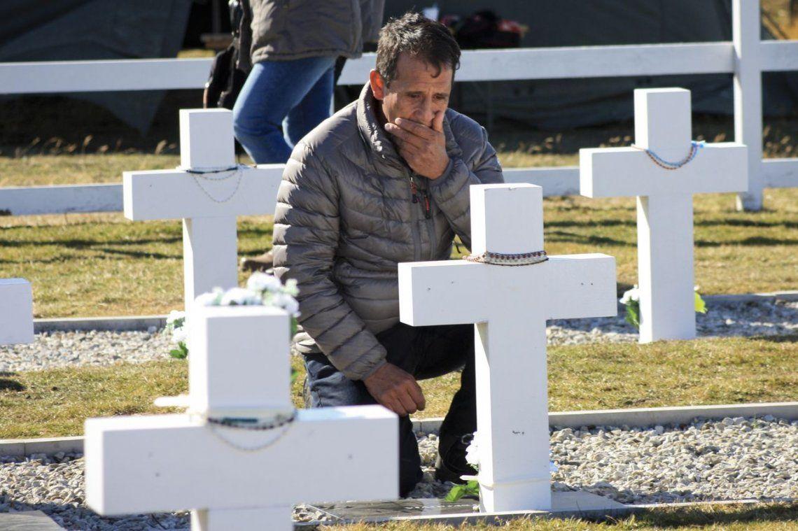 Identificaron los restos de otro soldado argentino caído en Malvinas