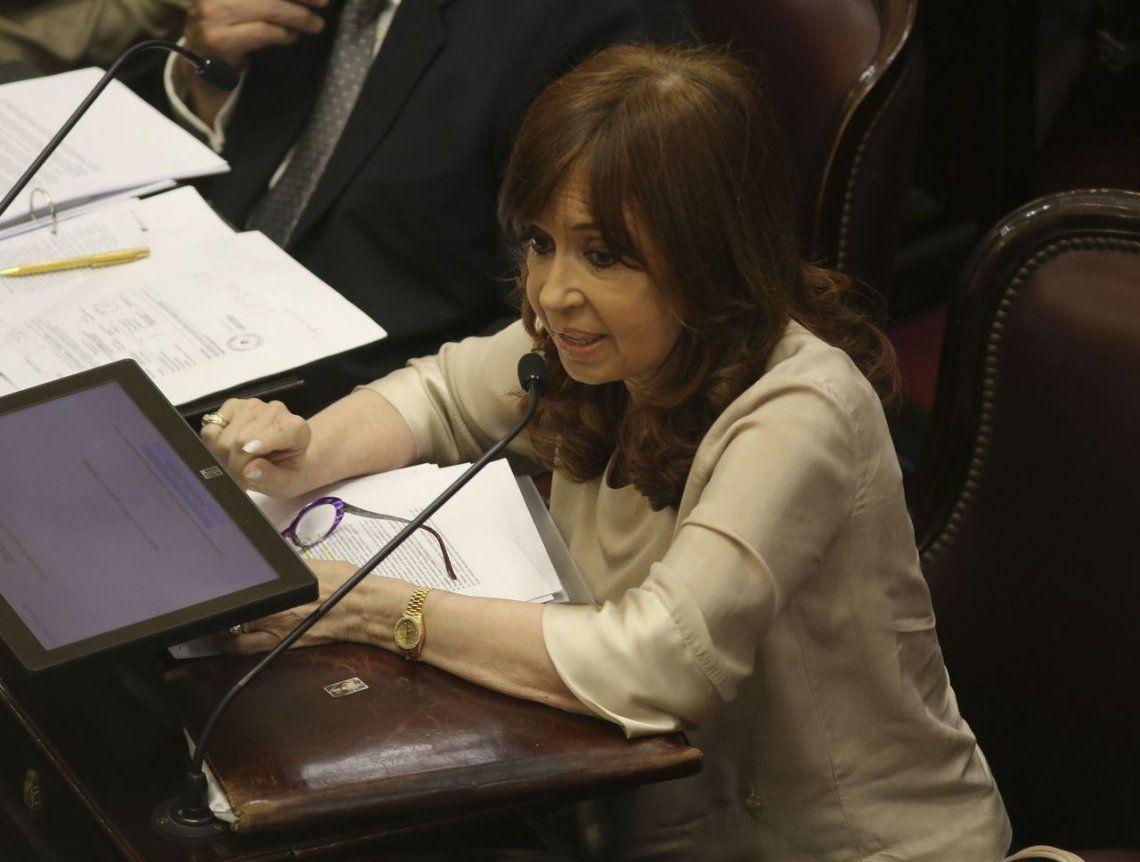 El juez Ercolini procesó a Cristina Kirchner por lavado de activos