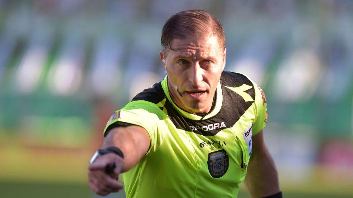 La Superliga intentará definir sus árbitros