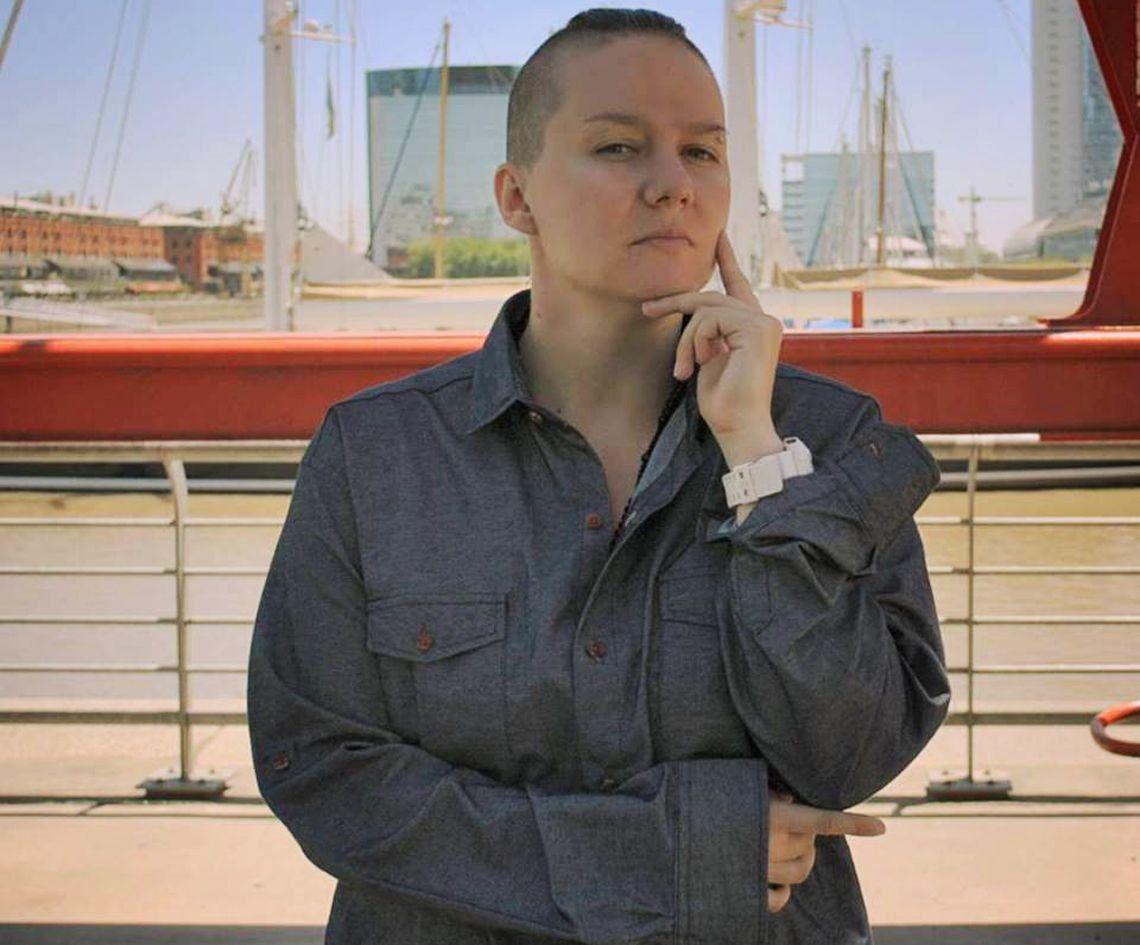 Kitty Sanders, la periodista rusa amenazada de muerte en la Argentina por investigar redes de trata