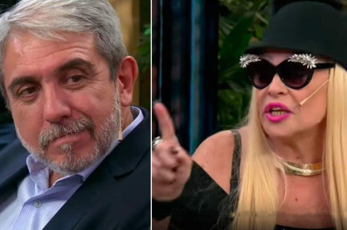 Le pelea menos pensada: Silvia Süller cruzó a Aníbal Fernández por el Caso Nisman