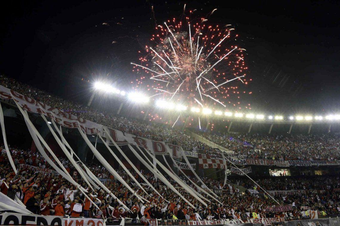 Copa Libertadores: los hinchas de River agotaron las entradas para la revancha ante Racing