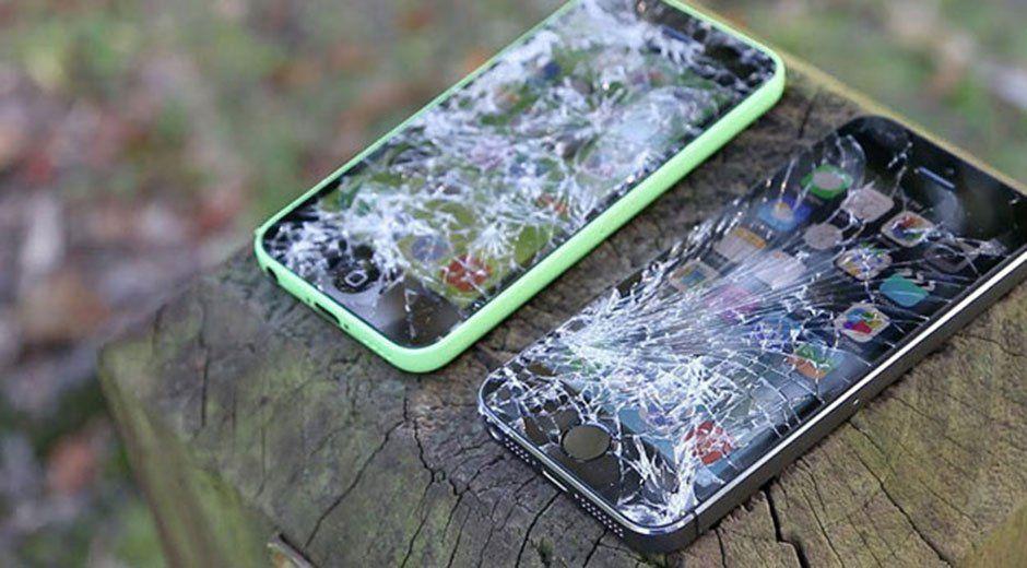 Que no cunda el pánico: las pantallas rotas de celulares tienen solución