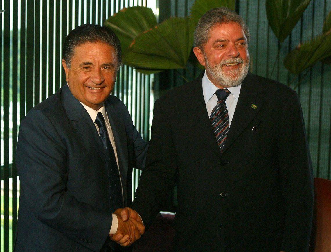 Duhalde y la situación de Lula: Lamento no haberme equivocado