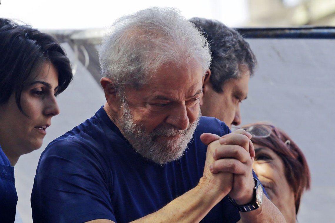 El PT oficializó la candidatura de Lula a presidente de Brasil
