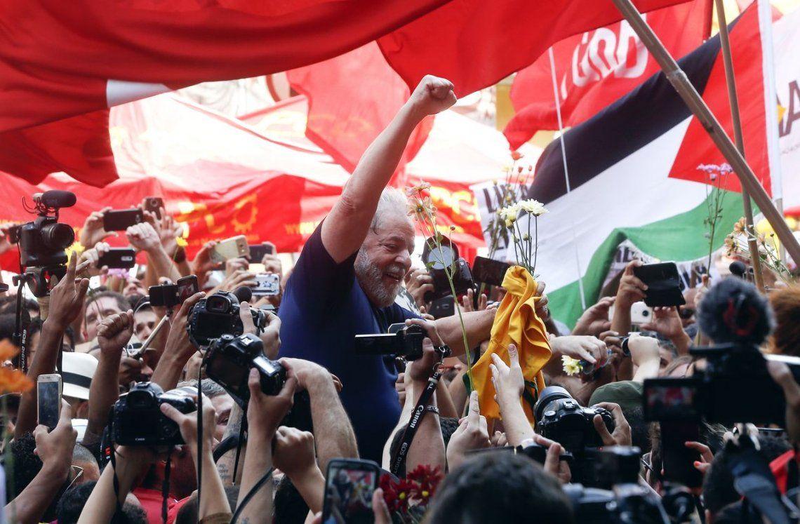 Lula Da Silva: Voy a cumplir el mandato de prisión