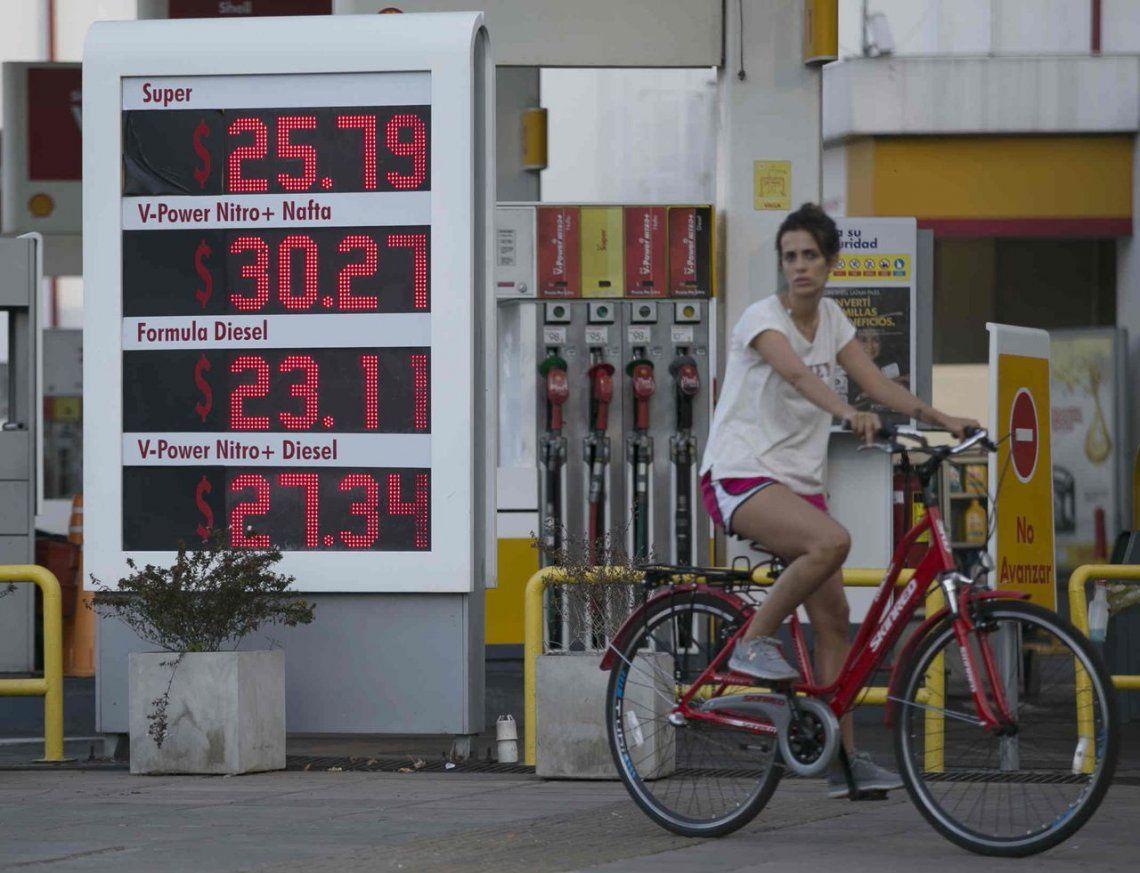 Por el bioetanol, combustibles habrían bajado