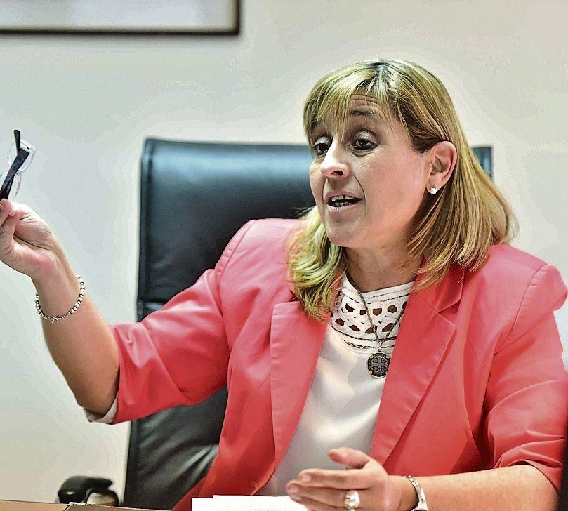 dLa jueza Yáñez le había solicitado a Defensa que la mantenga informada.