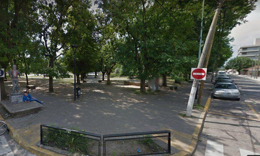 Buscan al agresor de una chica en una plaza de Berazategui