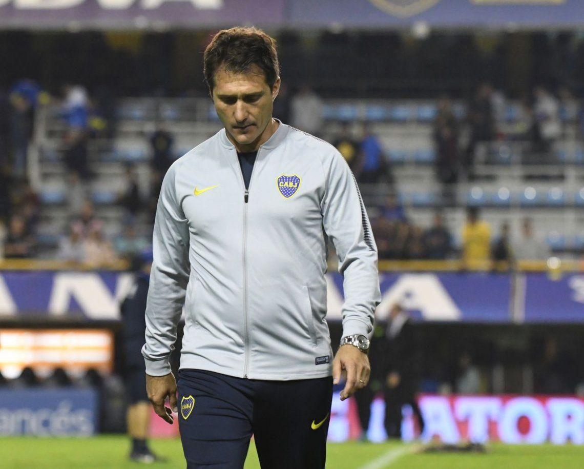 Tras la derrota, Guillermo culpó al cansancio y la falta de definición