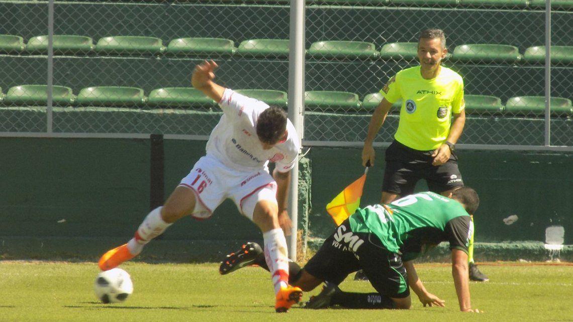 Huracán se llevó un triunfazo de San Juan y acecha la zona de Libertadores