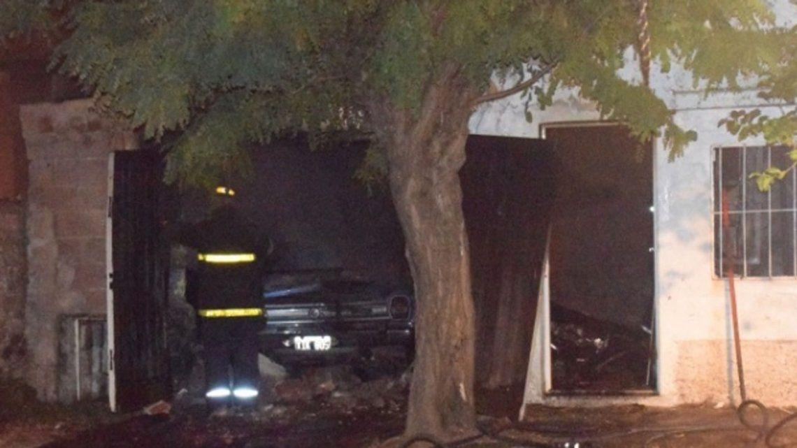 Horror en Olavarría: mató a su esposa, a sus hijos y fingió un incendio