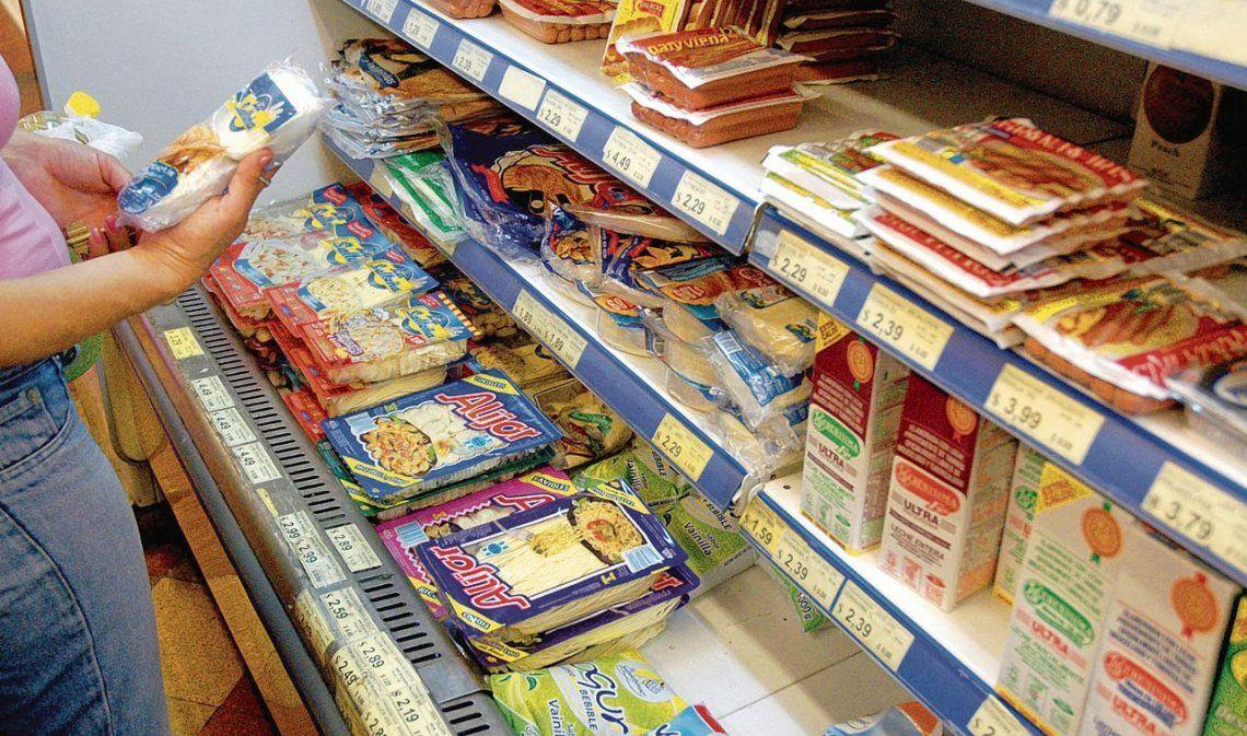 Difundirán este jueves los datos oficiales de la inflación de marzo