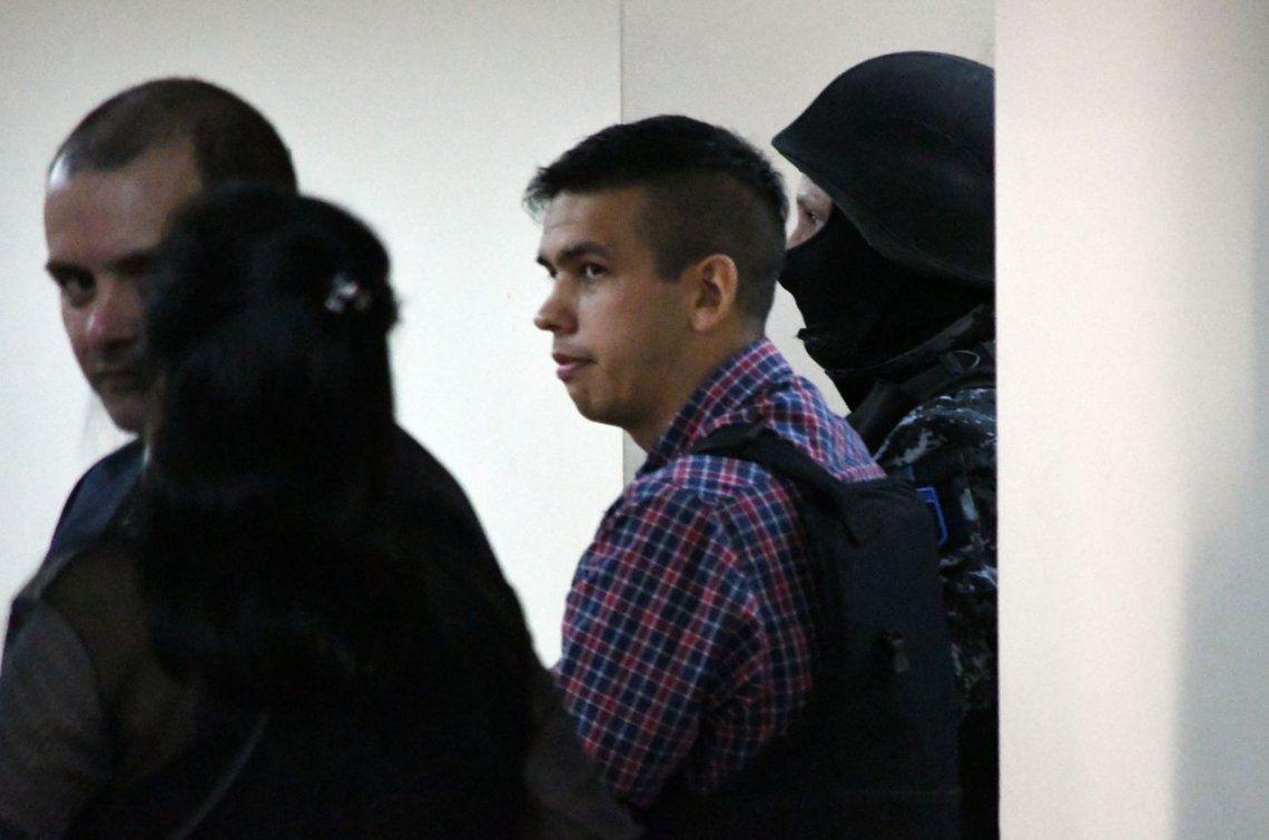 Juicio a Los Monos: 37 años de prisión para Monchi Cantero