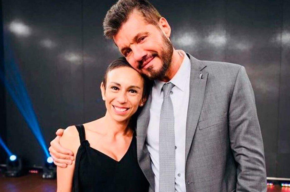 Marcelo Tinelli despidió a una fan especial