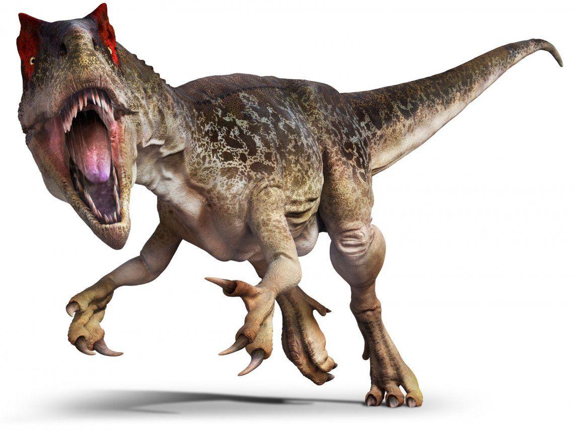 La última moda: París subastará dinosaurios