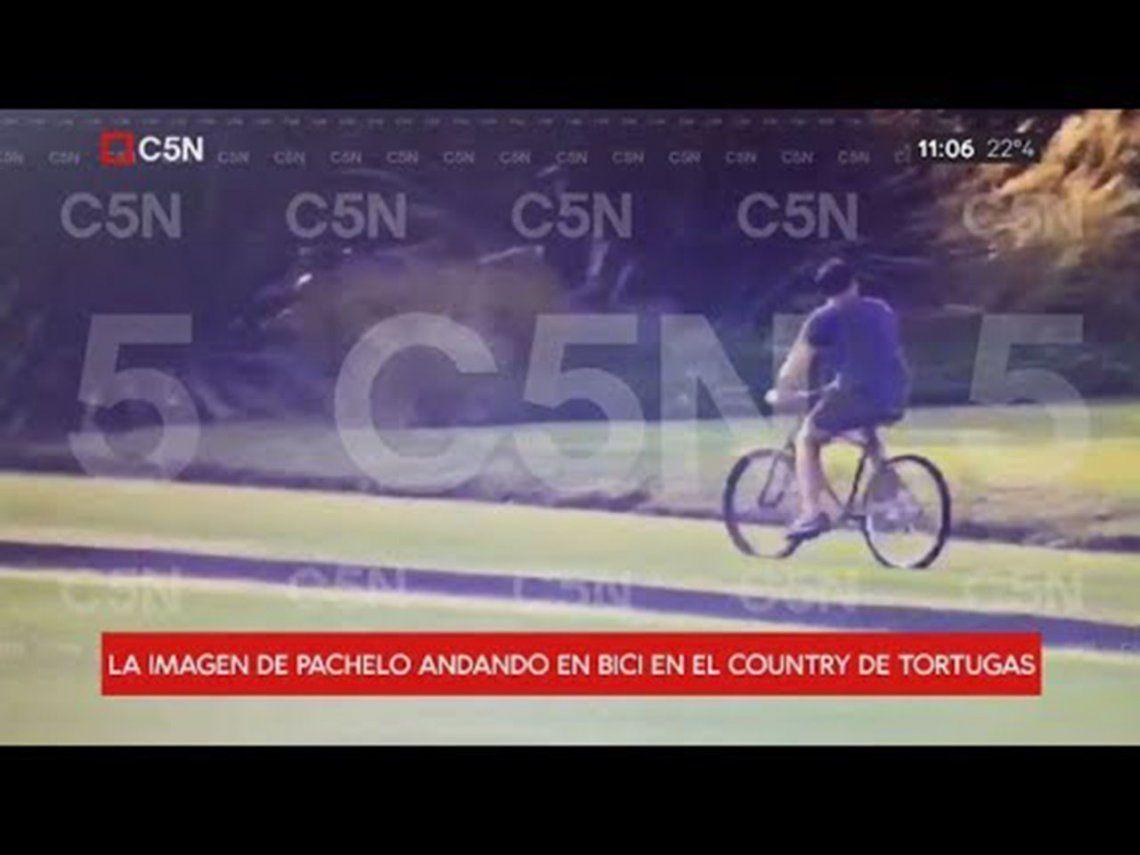 El video que complica a Nicolás Pachelo