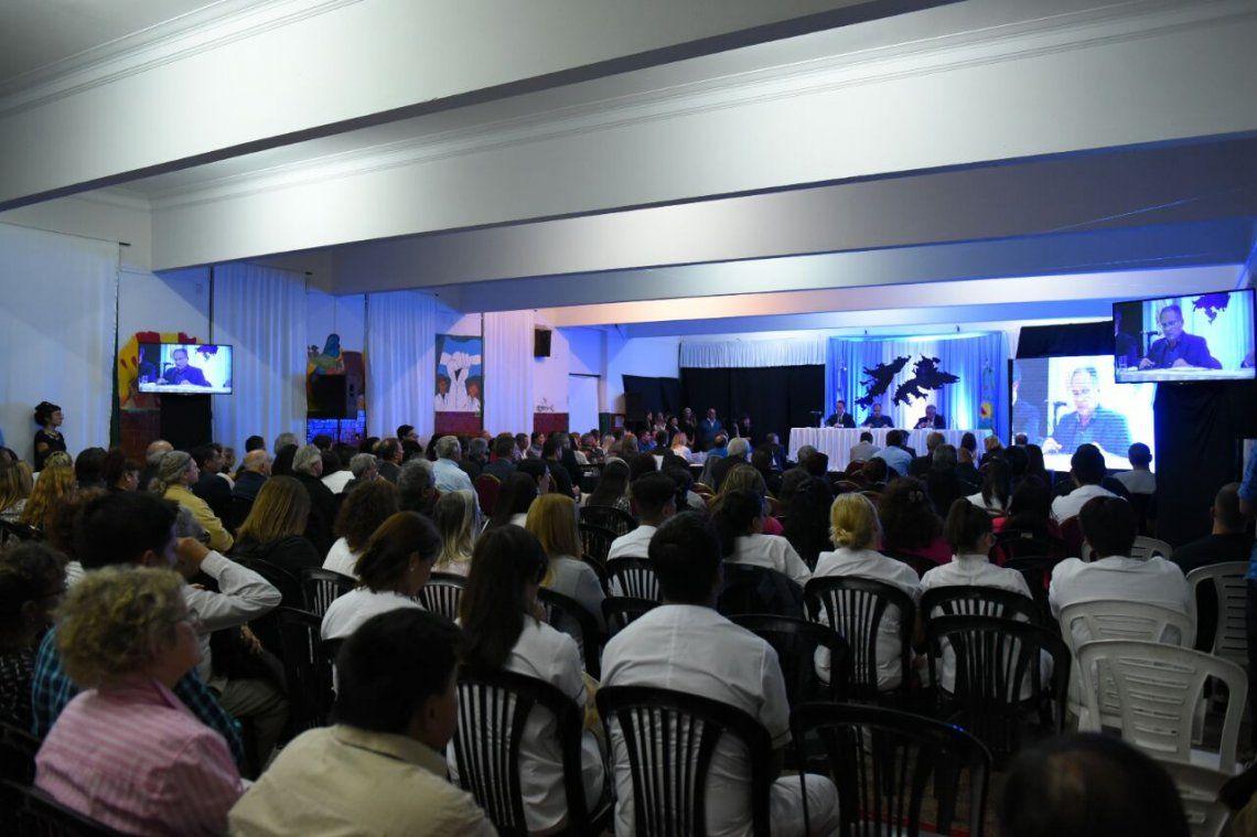 Apertura de sesiones con nuevo reclamo por el Hospital del Bicentenario