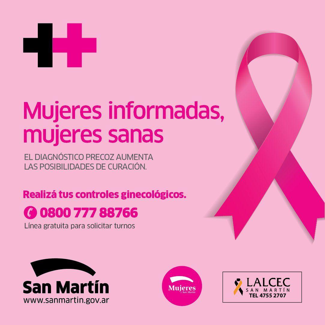 Realizarán mamografías gratuitas a vecinas de San Martín