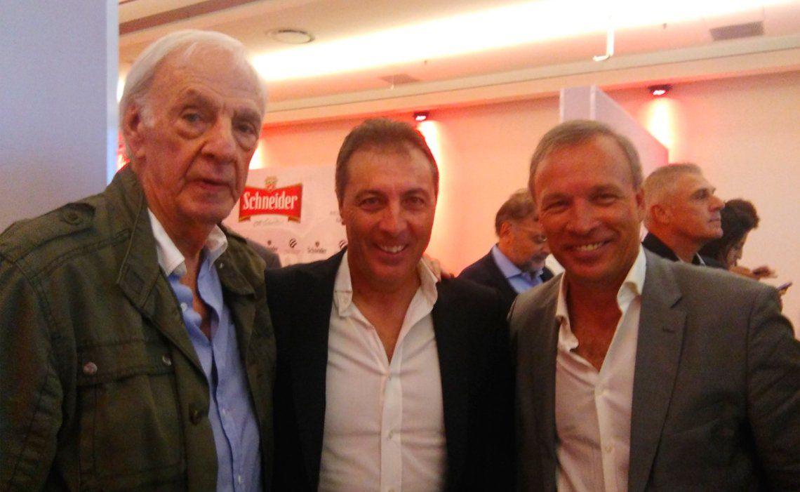 Menotti y los técnicos jóvenes del fútbol argentino: Son un brisa positiva