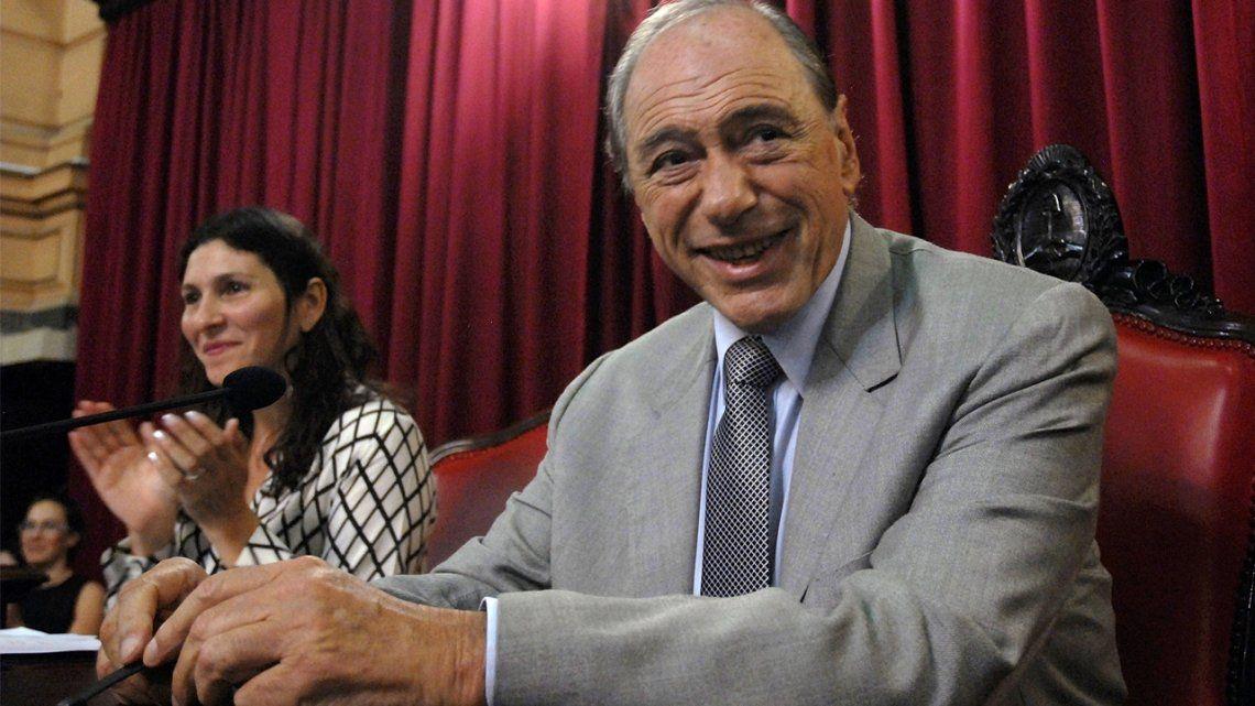 Eugenio Zaffaroni: Hay que repensar el Estado, reformar la Constitución e incluir en la Constitución esa ley de medios