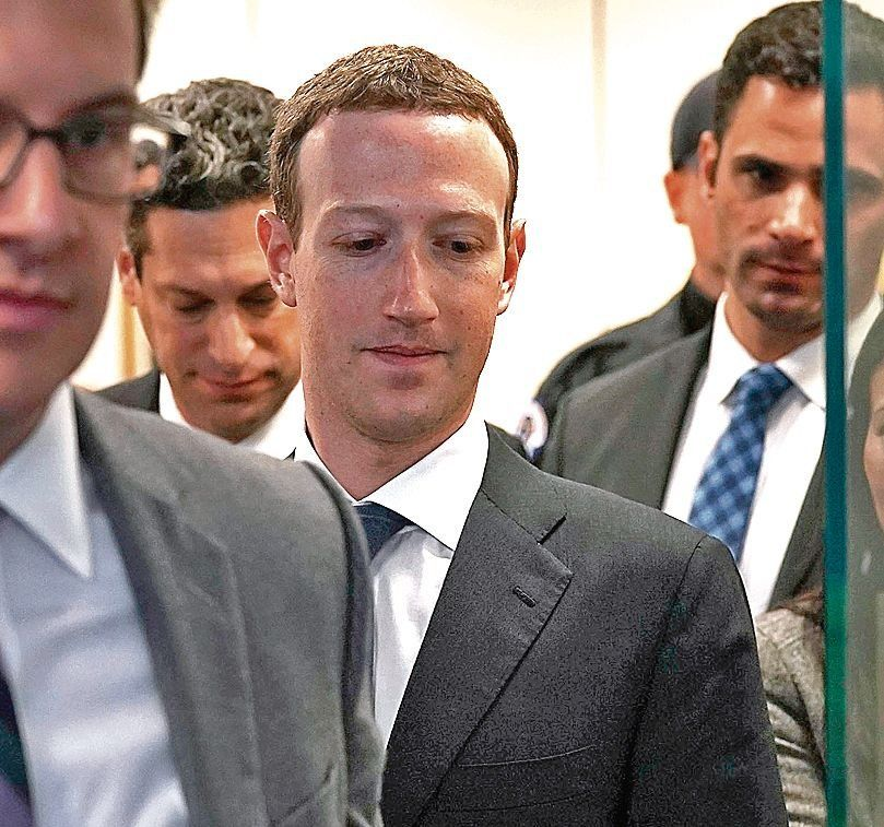 Zuckerberg asume fallas de seguridad de Facebook