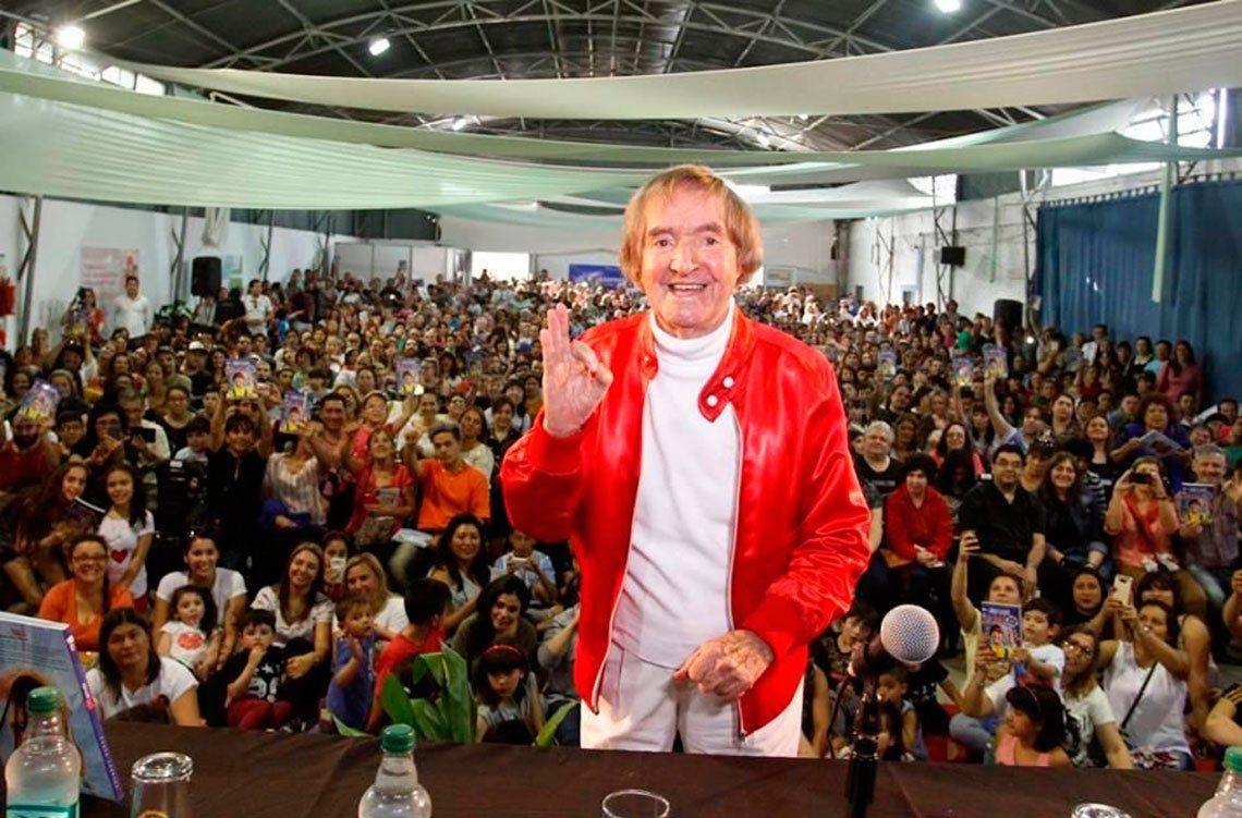 Carlitos Balá bromeó sobre su muerte: Vivo en Recoleta del lado de afuera