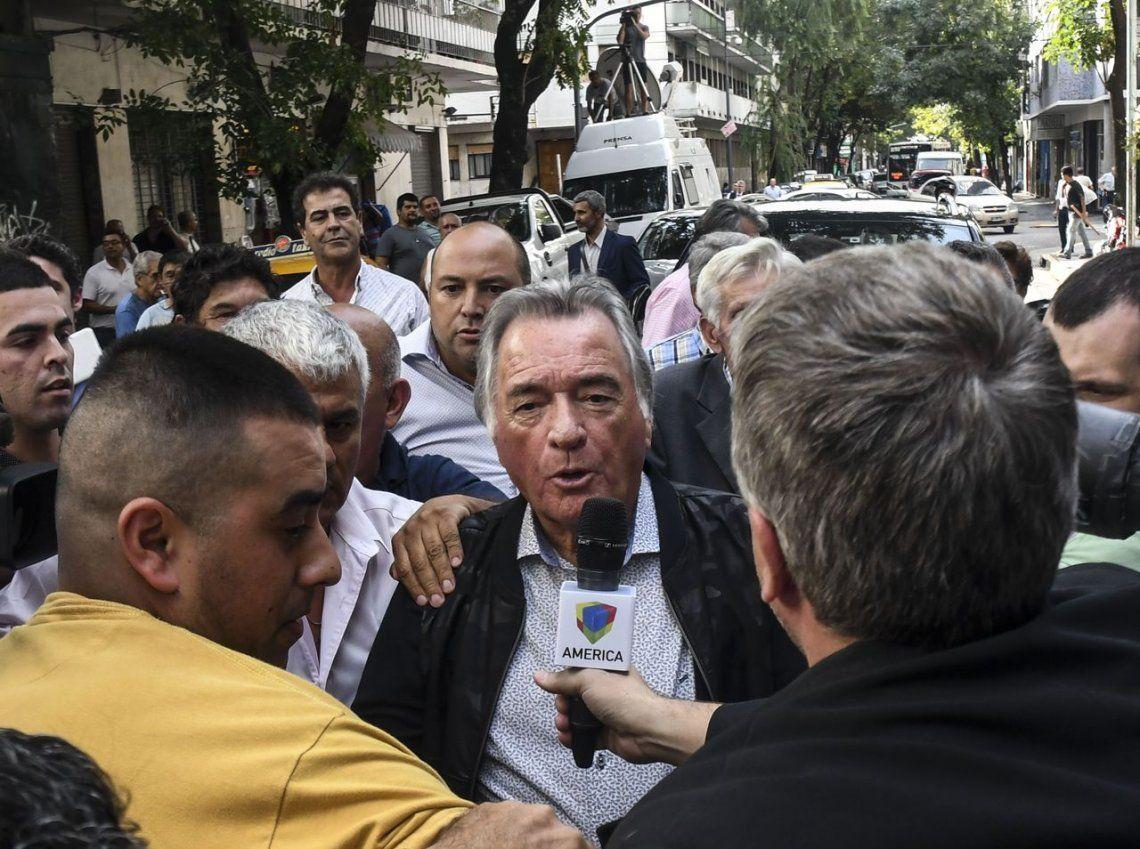 Perfil | Barrionuevo, entre el sindicalismo, la política y frases polémicas