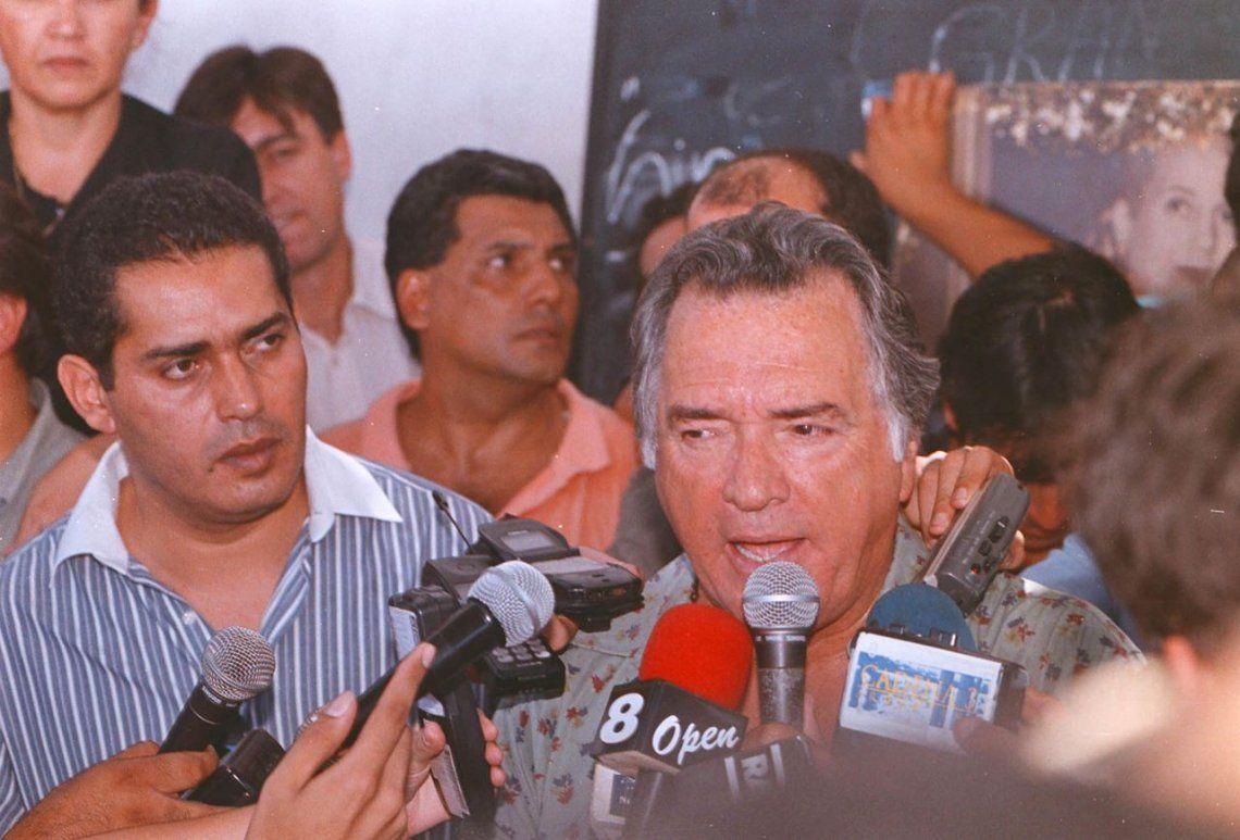 Ni el peronismo de Catamarca banca a Barrionuevo como interventor del PJ