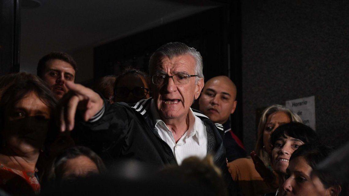 Apelaron la intervención del Partido Justicialista