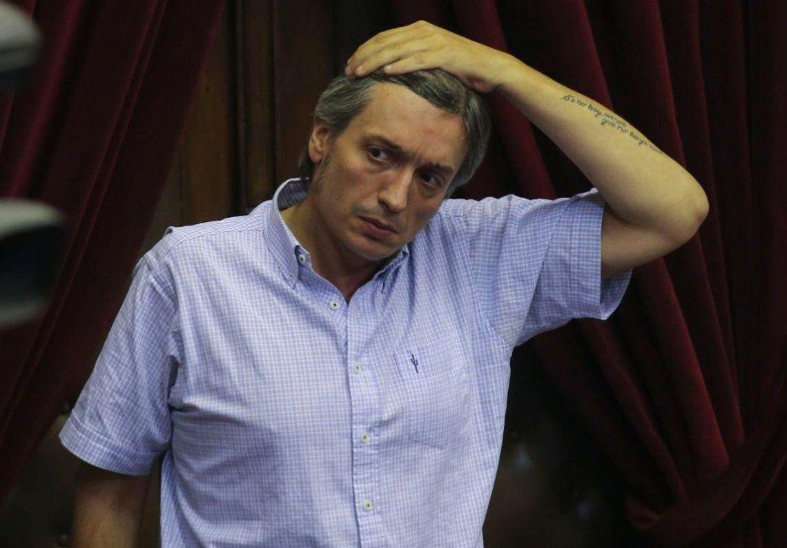 Para Máximo Kirchner, la intervención del PJ es una trapisonda electoralista