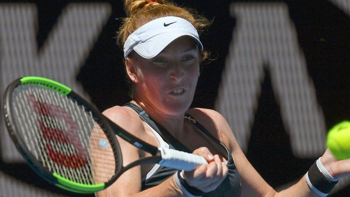 Una tenista pide ocho millones de dólares por daños de los controles antidoping