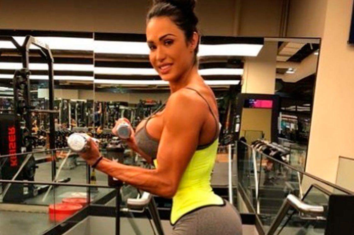 Gracyanne Barbosa, de abogada a fit girl