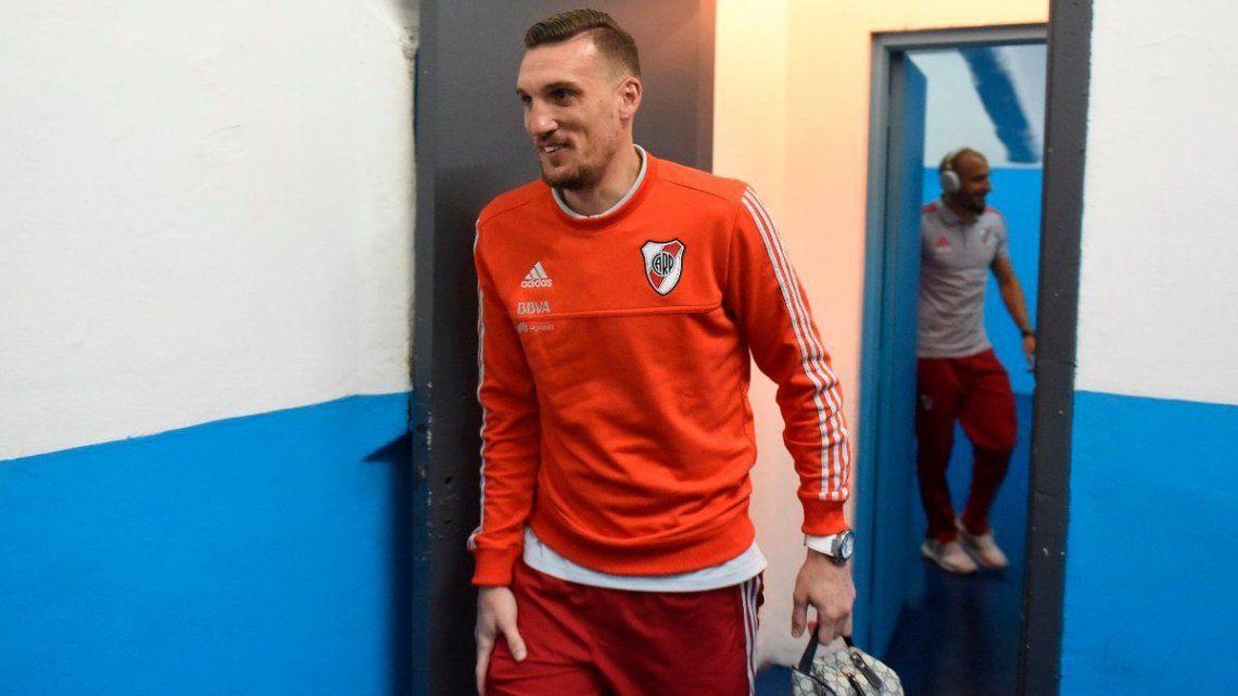 Franco Armani: Mi sueño es jugar el Mundial con la Selección Argentina