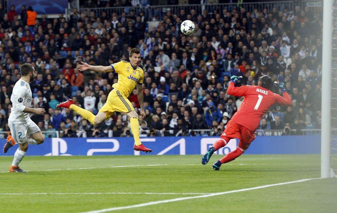 El Real se salvó de un papelón histórico ante Juventus con un polémico penal en la última jugada