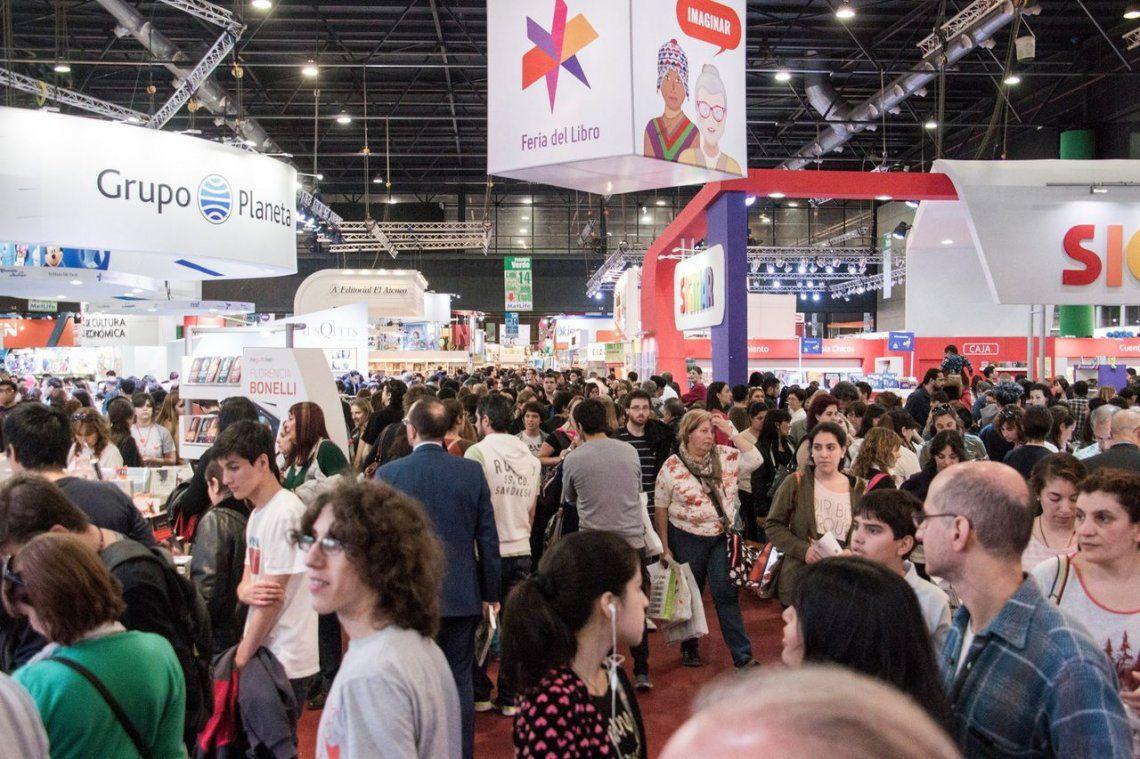 Todo lo que hay que saber de la Feria del Libro de Buenos Aires de 2018