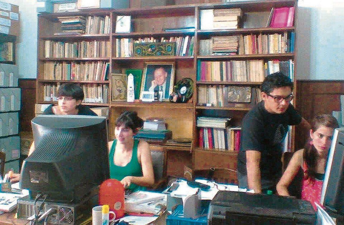dLa Junta de Estudios Históricos de Barracas realiza un importante trabajo para el barrio.