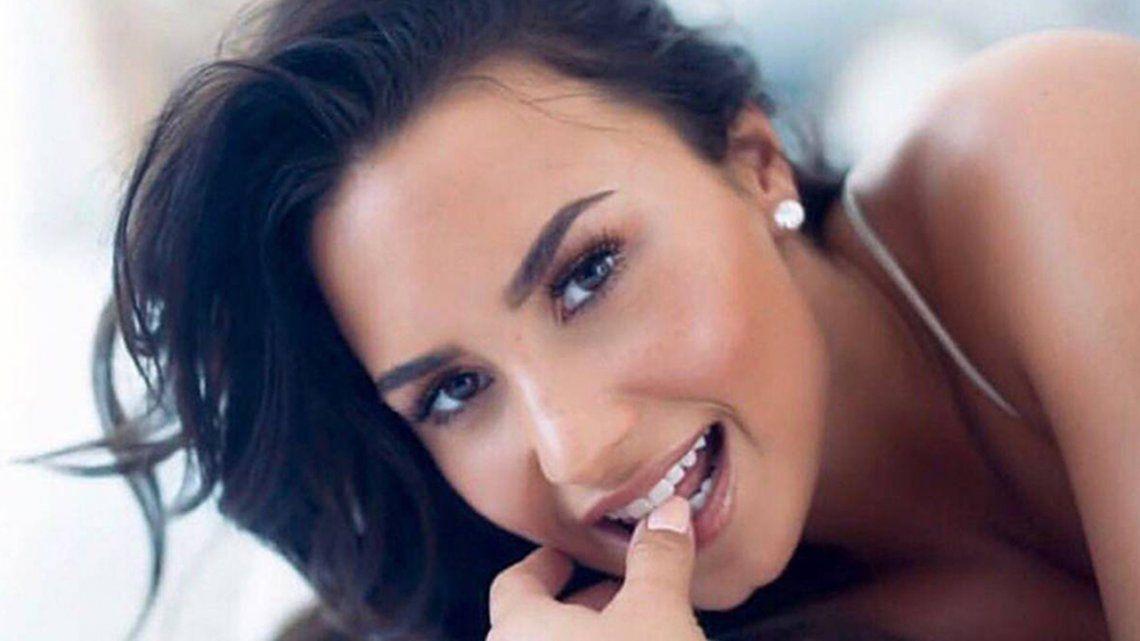 Demi Lovato al final vendrá en noviembre