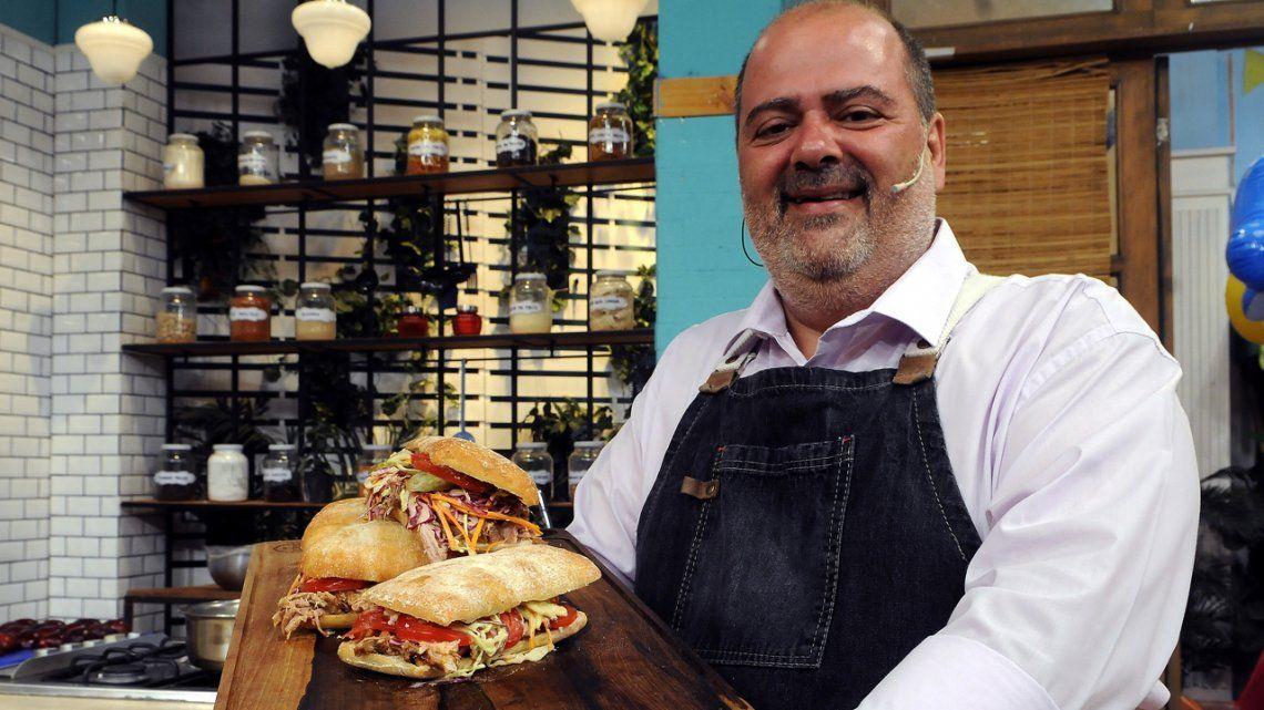 Calabrese volverá a Cocineros Argentinos