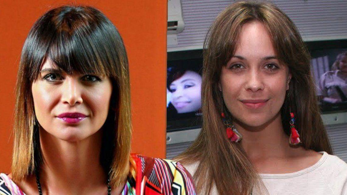 Amalia Granata puso en duda la denuncia de Josefina Pouso sobre Pettinato