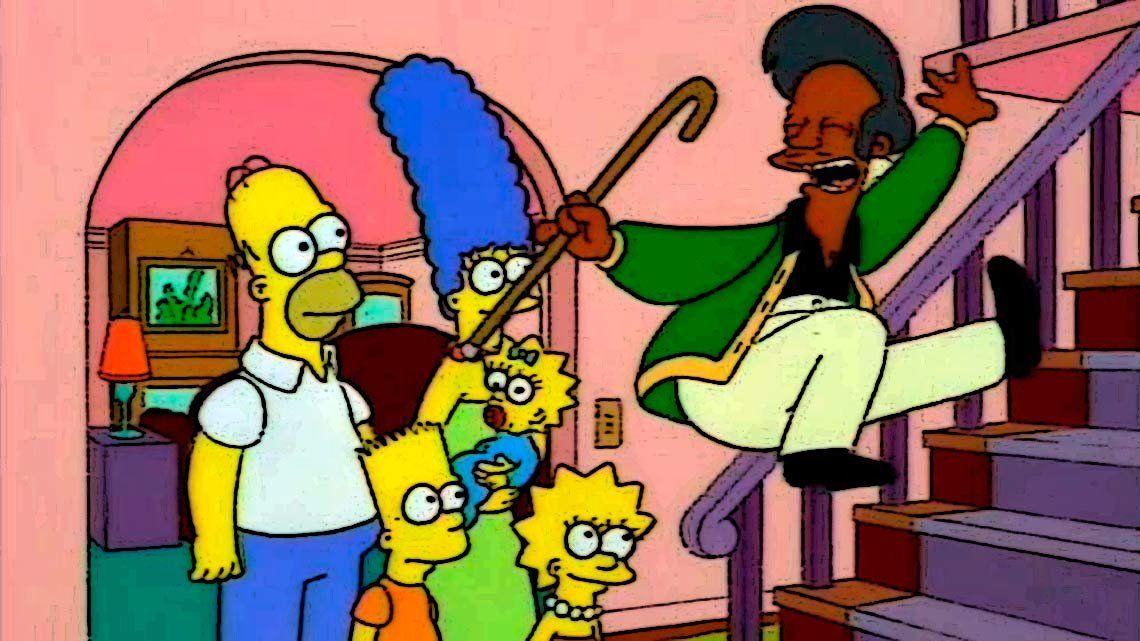 ¿Cuál es ´El problema con Apu´ que preocupa a Los Simpson?